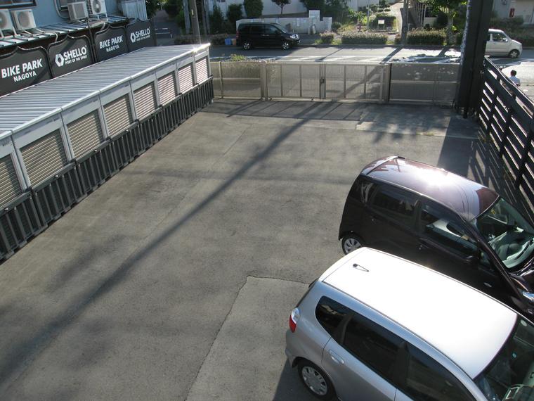 車から乗換えOK!! 駐車無料(5~10台)!!